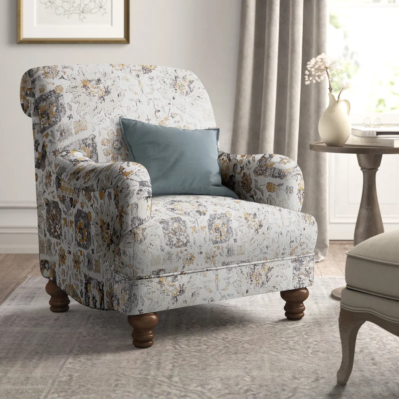 Kelly Clarkson Home Arlette Occasional Armchair Wayfair Occasional Armchairs Armchair Upholstered Furniture