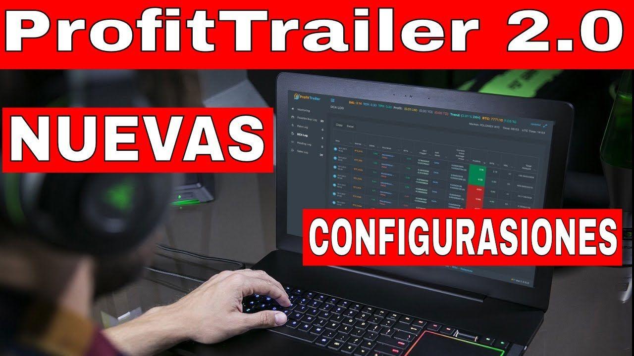 ProfitTrailer 2.0 NUEVOS CAMBIOS System, Streaming
