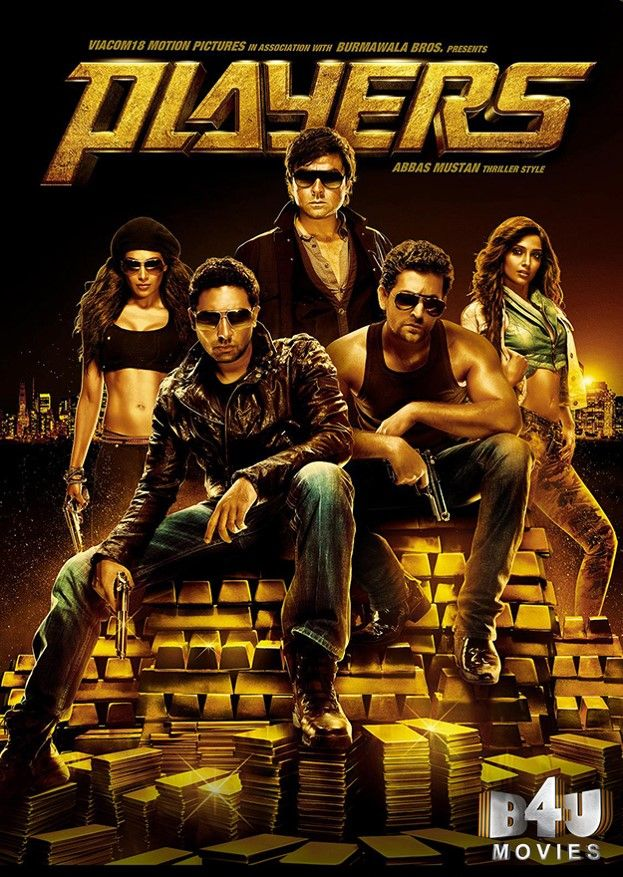 Join the chase with these Players on B4U Bollywood