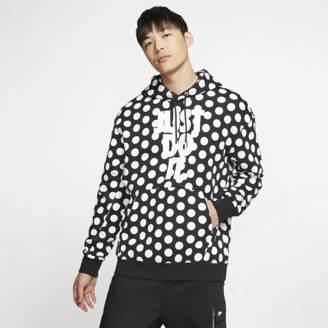 Photo of Nike Sportswear JDI Printed Pullover Hoodie. Nike.com