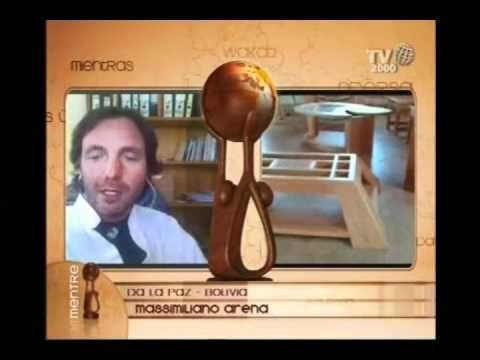 ▶ Da La Paz, Bolivia, Massimiliano Arena - YouTube