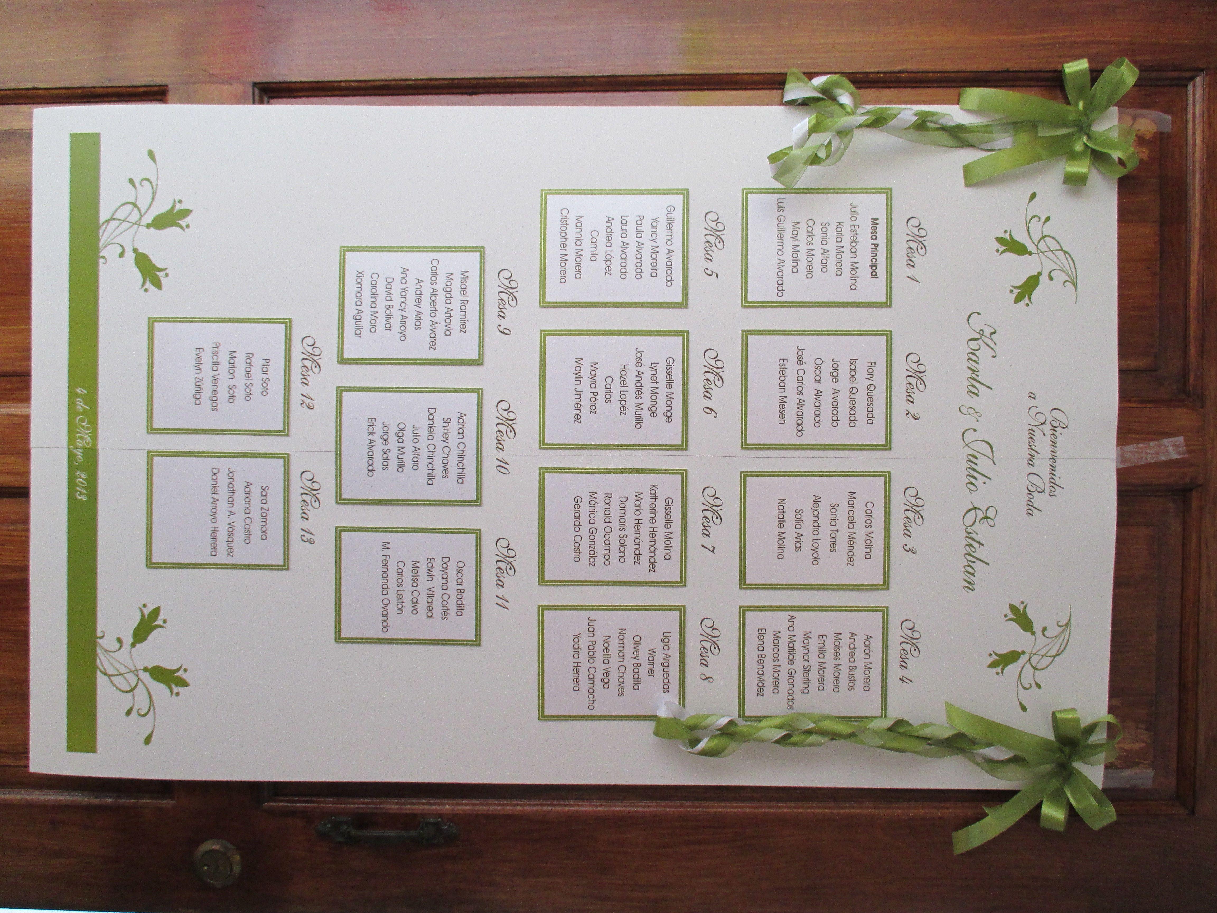 Rotafolio Verde Musgo | Amor | Pinterest | Verde, Boda de ensueño y ...