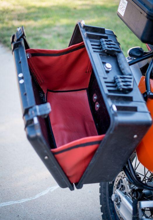 Best Enduro Motorcycle >> DIY Pelican Panniers - ADVrider   Diy motorcycle, Motorcycle diy, Adventure motorcycling