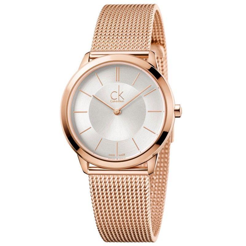 Reloj Calvin Klein Mujer Minimal K3M22626. Relojes Calvin Klein Mujer 1a0a478dadc8
