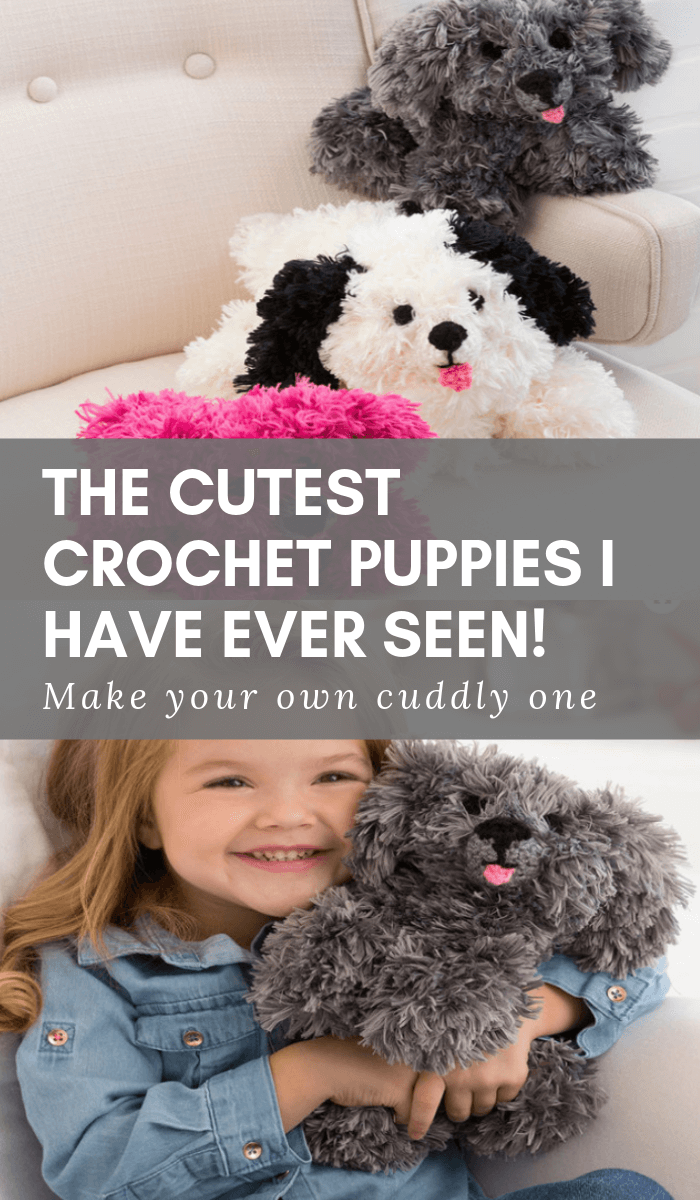 32 Crochet Dog Patterns | Absolutely Adorable | Crochet News