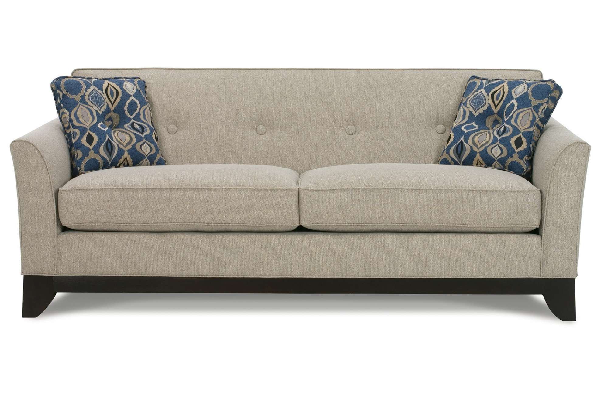 The Berkeley Sofa Is Equally Stylish And Comfortable With It S Contemporary Design Modern
