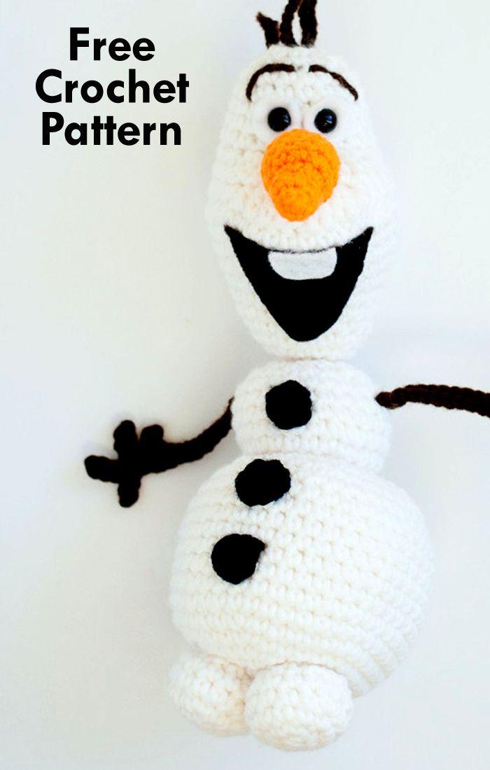 25 Free Amigurumi Snowman Crochet Patterns Crochet Snowman And