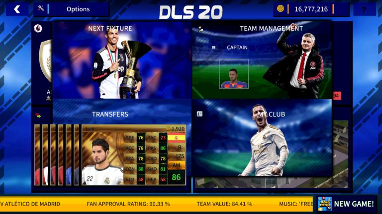 Dls 2020 Apk V6 12 Download For Android Hacking Apks Player Download Download Games Game Download Free