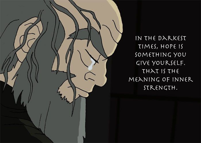 Inspiring Quotes from Iroh (Avatar: The Last Airbender)