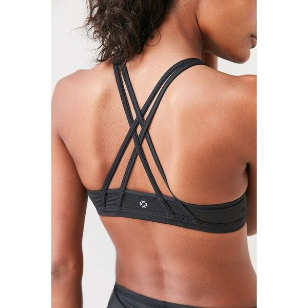 2d08dcb6ee394 Without Walls Front Closure Sports Bra ( 25) ❤ liked on Polyvore featuring  activewear