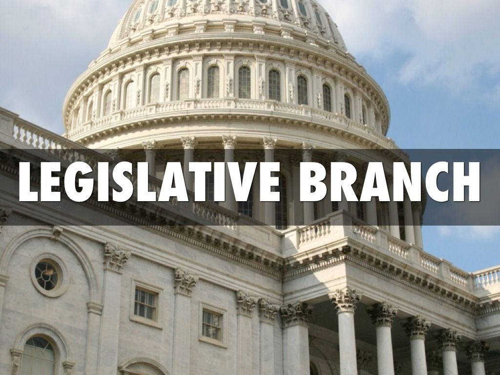 The Legislative Branch One Of Three Branches Expressed Through The U S Constitution And Has Two Parts In I Legislative Branch House Of Representatives Branch