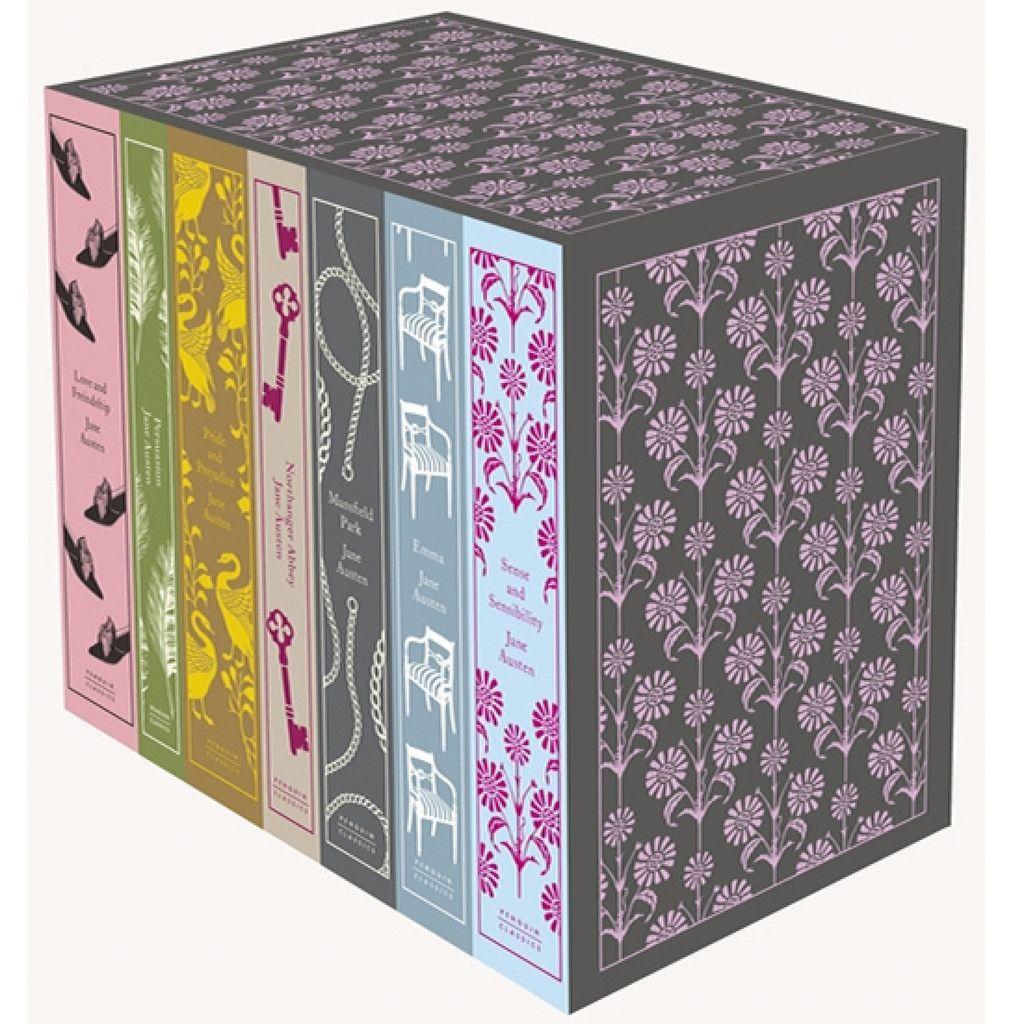 Jane Austen The Complete Works Penguin Hardback Penguin Clothbound Classics Penguin Classics Jane Austen