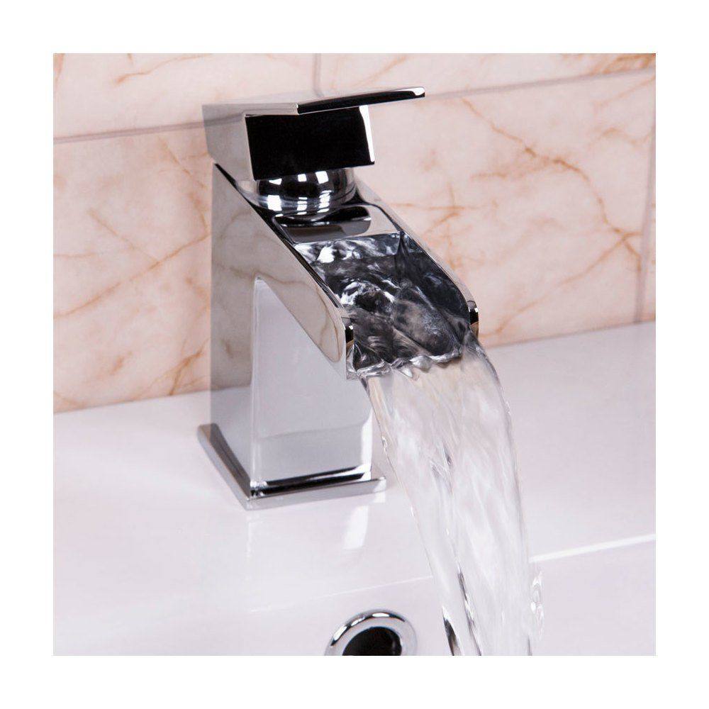 Architeckt Dakota Basin Mixer Waterfall