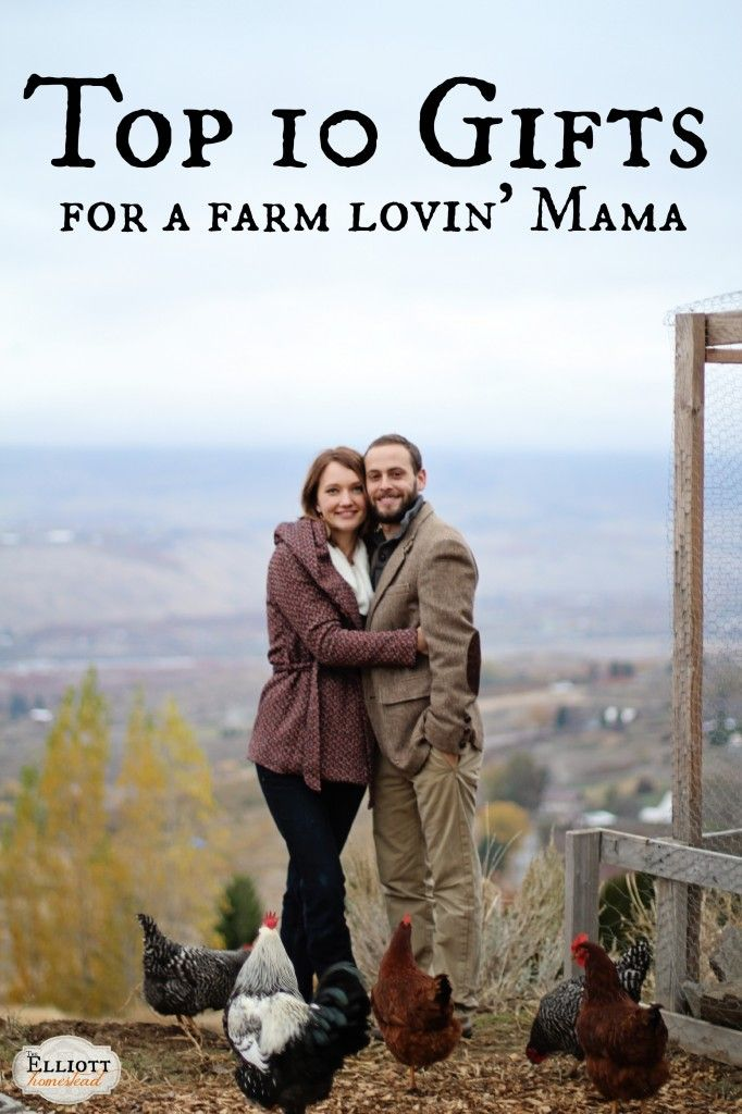 Top 10 Gifts For A Farm Lovin' Mama | Top 10 gifts, Farm ...