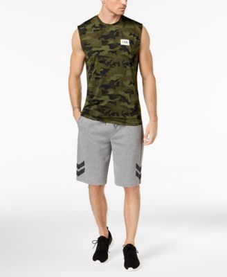 eadef5f000d99 Id Ideology Men s Camo Tko Sleeveless T-Shirt