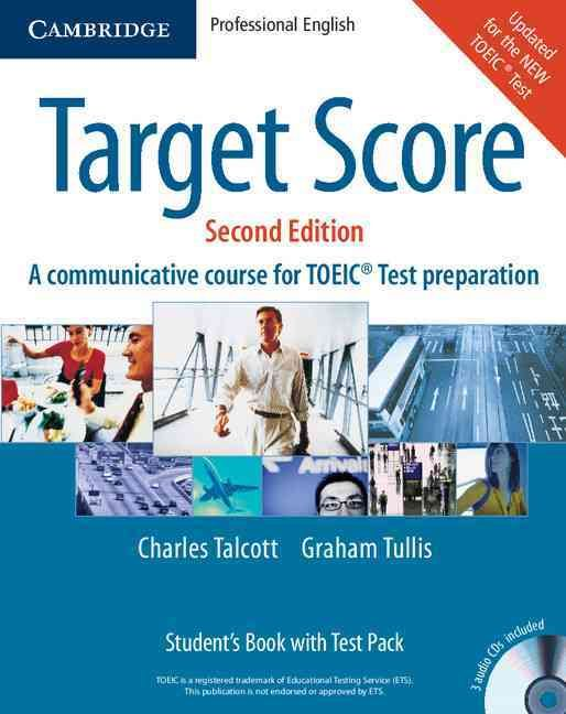 Target Score: A Communicative Course for Toeic Test Preparation