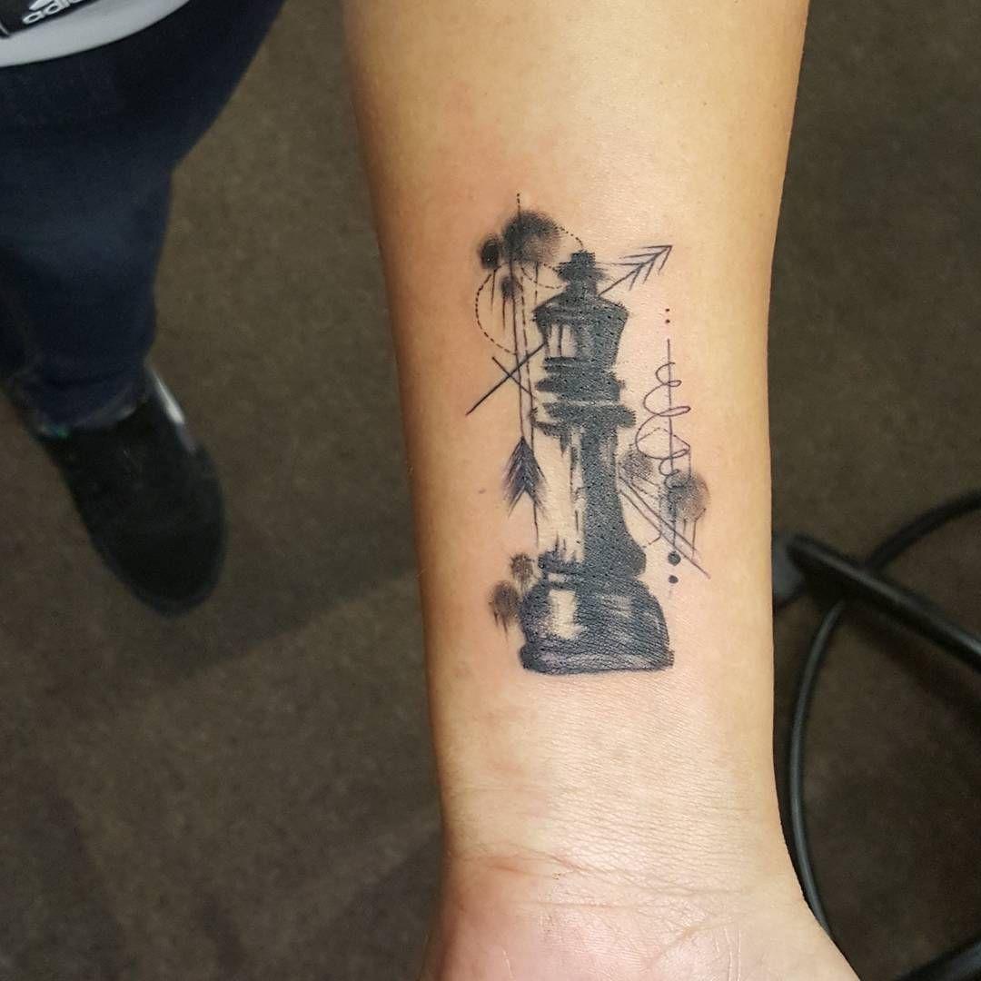 29 likes 5 comments viet vietillusions on instagram u201ccustom rh pinterest com chess piece tattoo meaning chess piece tattoo meaning