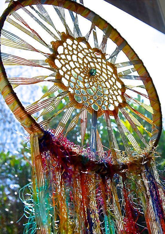 Tradição indiana, decoração espetacular: especial Dreamcatcher | Életszépítők