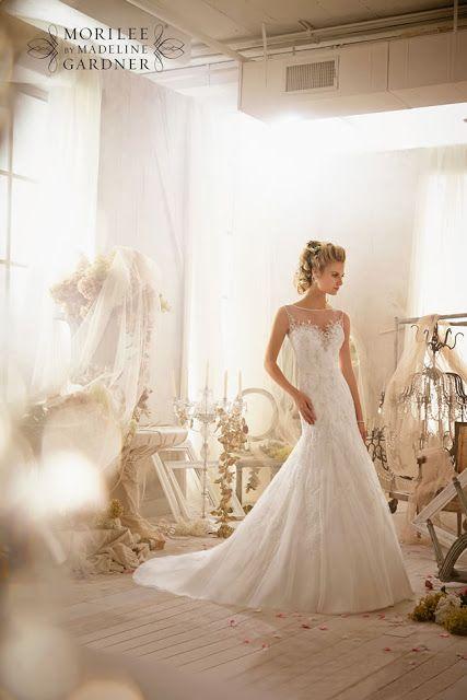 cfe99e47a Atractivos vestidos de novias
