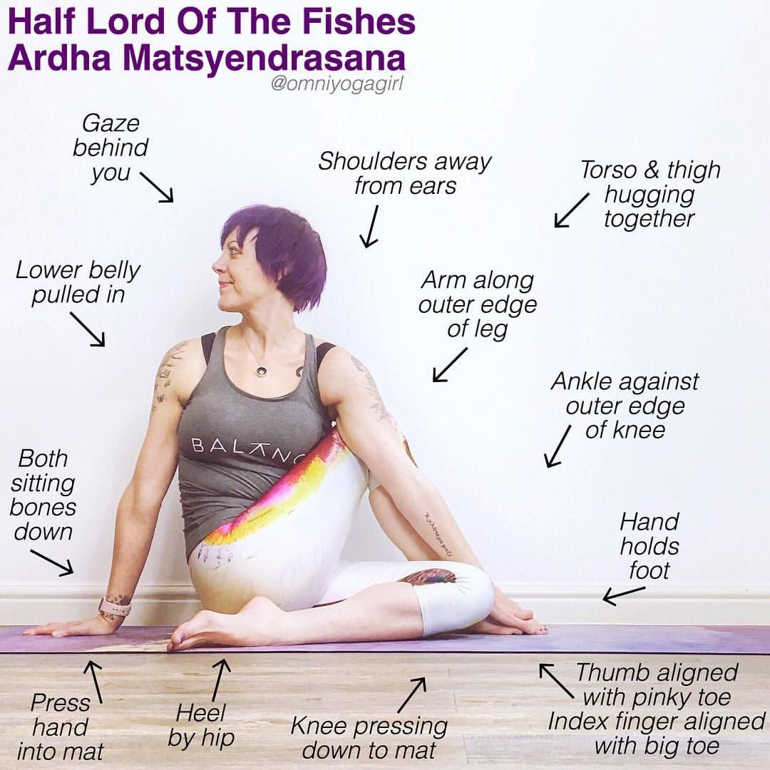 5 Likes 1 Comments Laura Large Omniyogagirl On Instagram Day 9 Of Yogaschool101 Is Halflordofthefishes Or Yoga Postures Yoga Tutorial Yoga Benefits