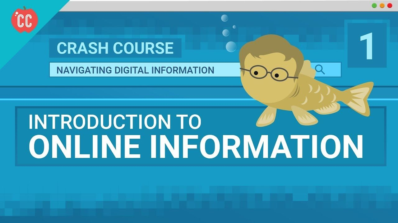 Introduction to Crash Course Navigating Digital
