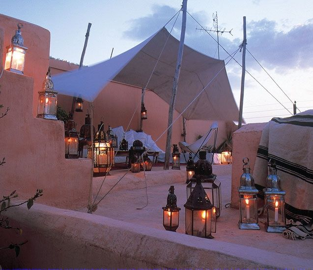 extraordinary the moroccan lounge their house museum | Beautiful open Moroccan tent setting. Marrakesh ...