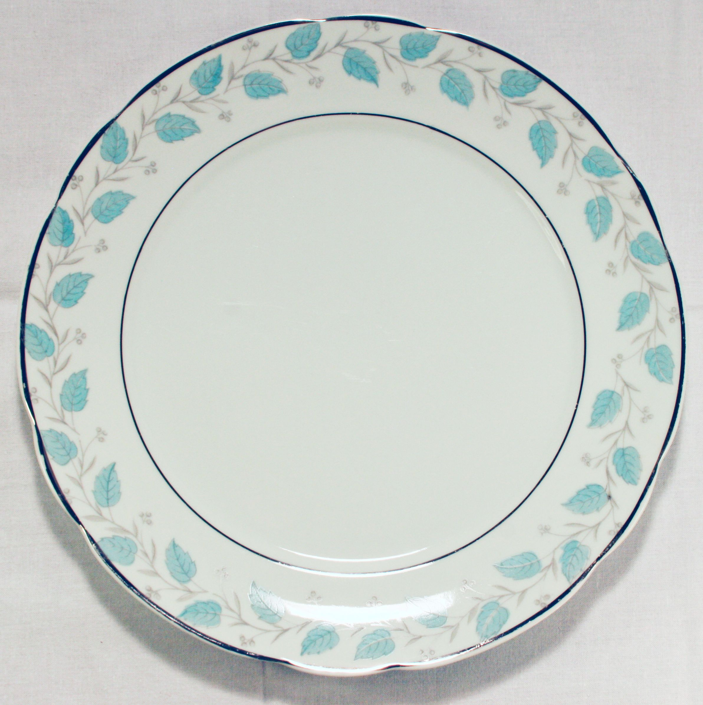 Dinner Plate Model Princeza Isabel Pattern 449 Sl Chantilly