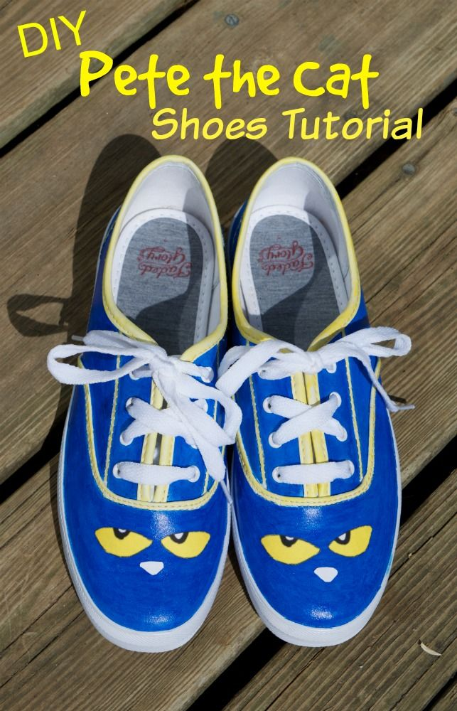 Diy pete the cat shoes tutorial childrens book fashion cat diy pete the cat shoes tutorial childrens book fashion surviving a teachers salary solutioingenieria Gallery