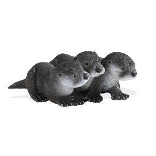 Safari Incredible Creatures North American River Otter Babies Toy Figure by Safari Ltd.. $7.89. All our products are phthalate-free and thoroughly safety tested to safeguard your child's health. We take pride in the quality, innovation and design that have characterized our products for over 3 generations. Each figure includes an descriptive hangtag in 5 languages. From the Manufacturer                Play is the essential joy of childhood. Through play children learn about...