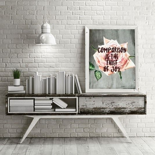 Amiright??? New designs hit the shop just meow!  #industrial #home #decor #art #graphicdesign #daretonotcompare #vintage #modern #farmhouse #style #quotes #typography #shopsmall #etsy #walls #whitehousestudio #concrete #qotd #inspo #interiordesign #flowers #tinyhouse #simple #joy by liv_berg_design