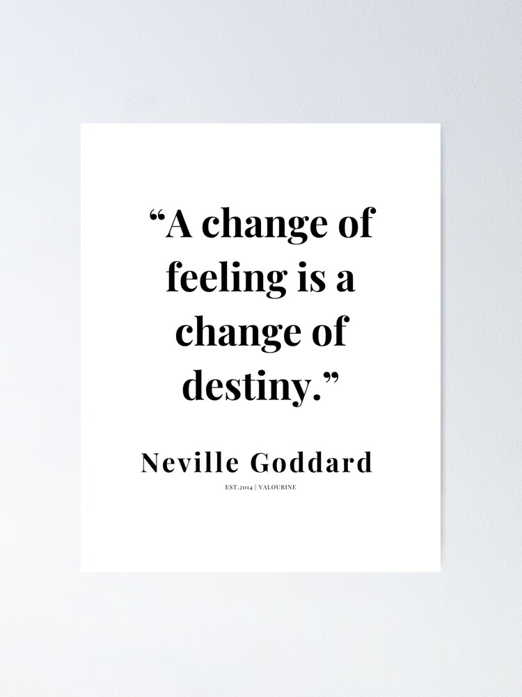 27 |   Neville Goddard Quotes | 210308 | Motivational Quote Poster by QuotesGalore