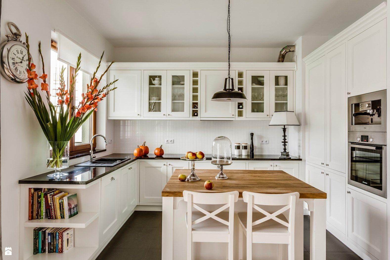 Zdjecie Kuchnia Styl Prowansalski Classic Kitchen Design Kitchen Design Country Kitchen