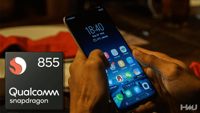 Snapdragon 855 Processor (5G, AI, and XR) की