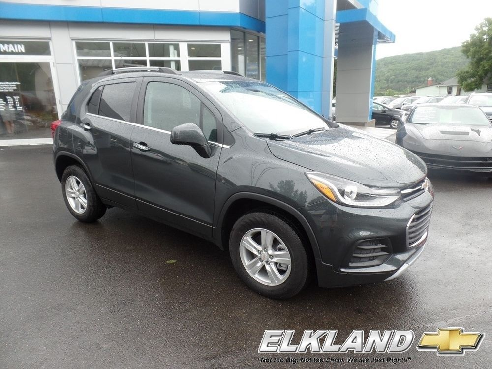 Chevrolet Trax All Wheel Drive Lt Pkg Msrp 25845 Rear Camera