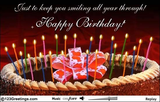 Happy Birthday Tee Hope You Had A Wonderful Birthday And This Year Brings You All That You