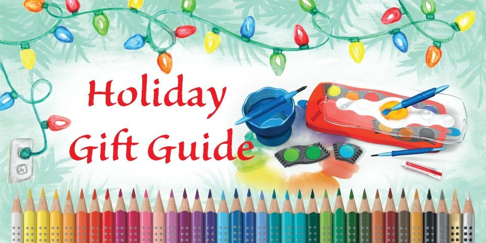 To enter Day 25 of the 30 Days of Giveaways, select your favorite product from our Premium Children's Art Holiday Gift Guide and pin it on Pinterest. Be sure to tag @kidsartproducts and you will be automatically entered to win the Color by Number Trendy Animals kit.   Trendy Animals dressed fashionably in glasses, hats and ties are yours to color and design using Faber-Castell Connector Pens. Add bold neon colors or design patterns, dots or stripes to fill in this Color by Number canvas.