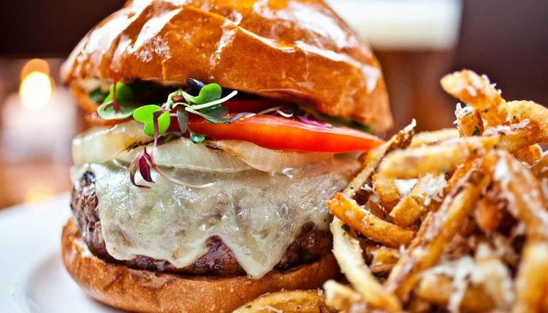 These Lowcountry locales serve uniquely flavorful burgers with mouth-watering toppings!