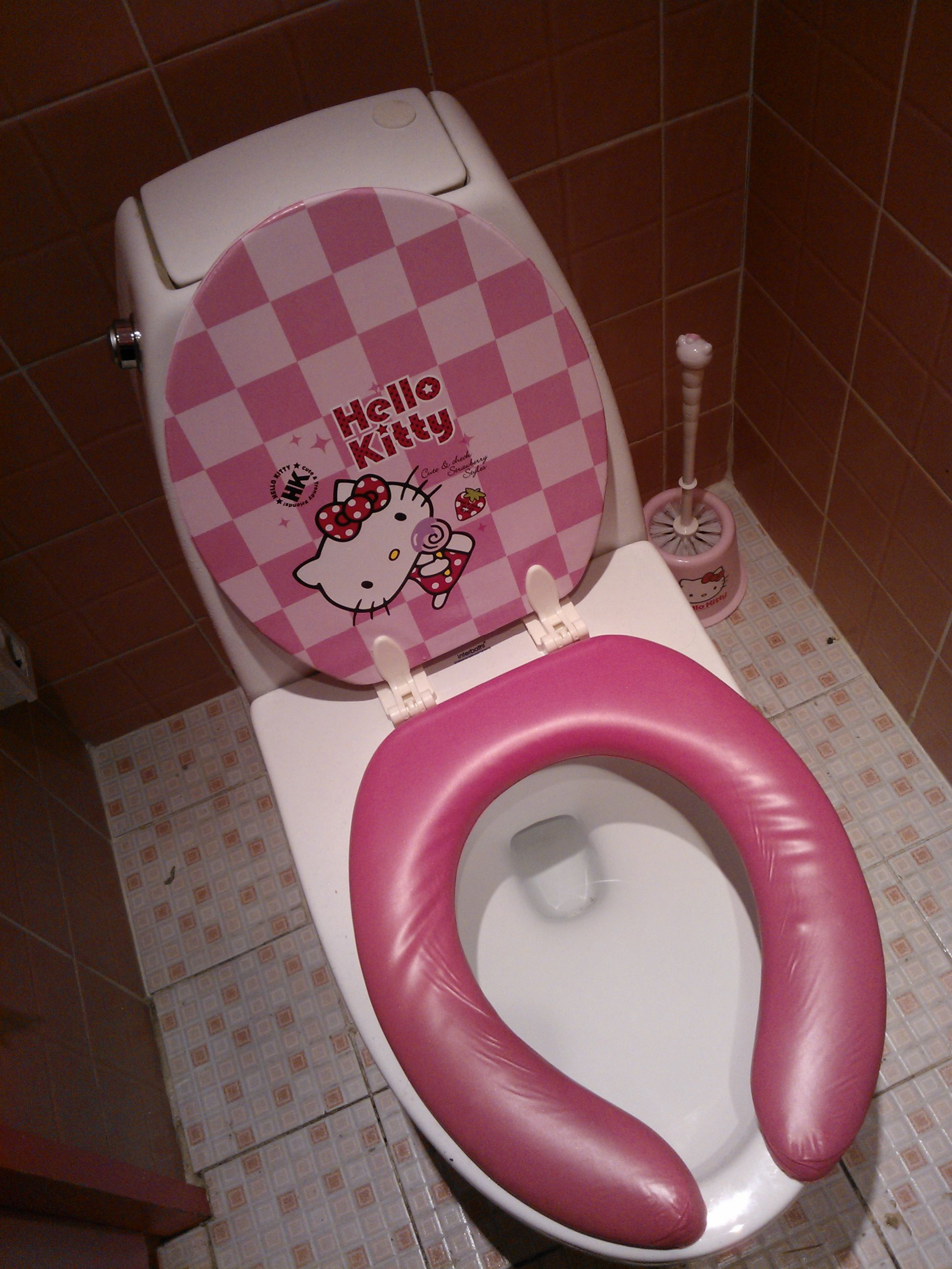 hello kitty potty chair revolving with price there are no words for this cafe in