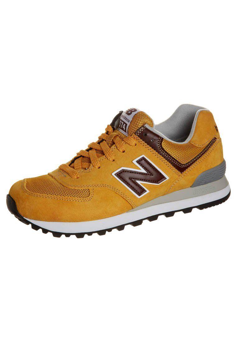Zapatillas - amarillo