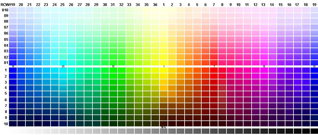 Real Color Wheel Pen Tablet Palette Colours Pinterest Color - Color wheel color schemes