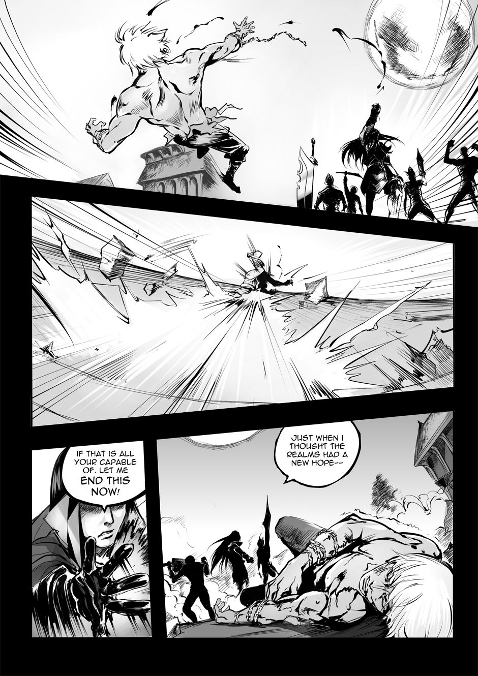 Infinite The Journey - Ch.1 - Pg.16