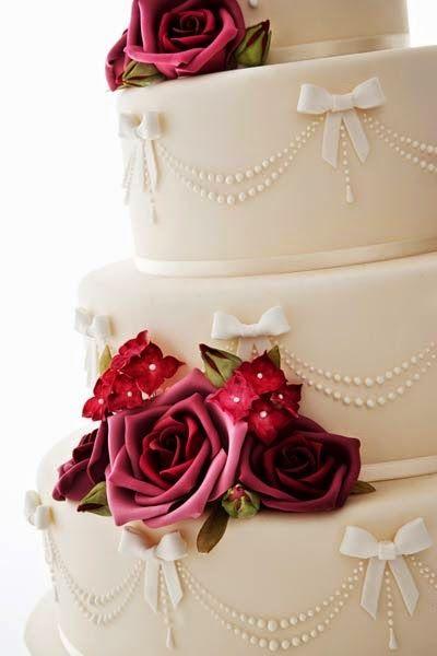 ANNA TYLER - STUNNING HANDMADE CAKES & FAVOURS - www.bristolvintageweddingfair.blogspot.co.uk