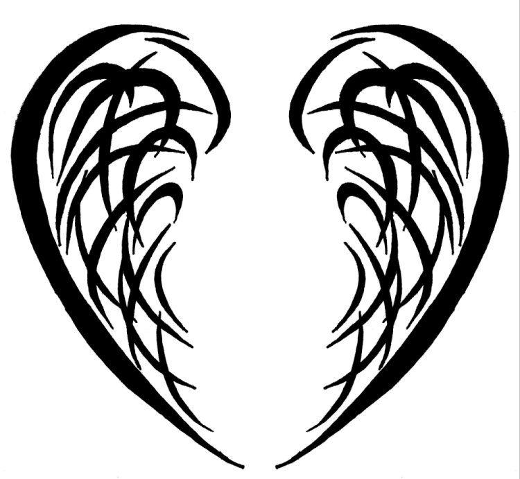 Tribal Wings 2 by Kavarria.deviantart.com on @DeviantArt