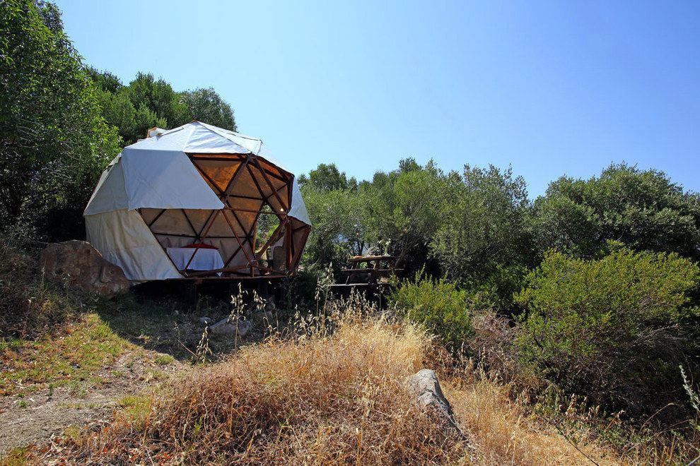 Geodesic Dome, Tarifa, Spain. | 27 Incredible Airbnb Locations In Europe