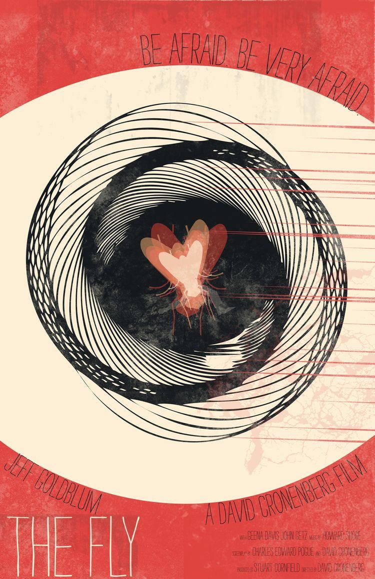 "David Cronenberg's ""The Fly"""
