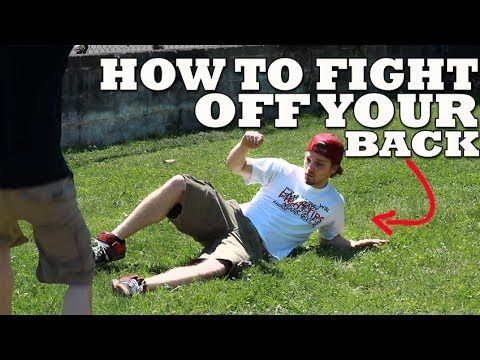 How To Fight Off Your Back After Falling Down