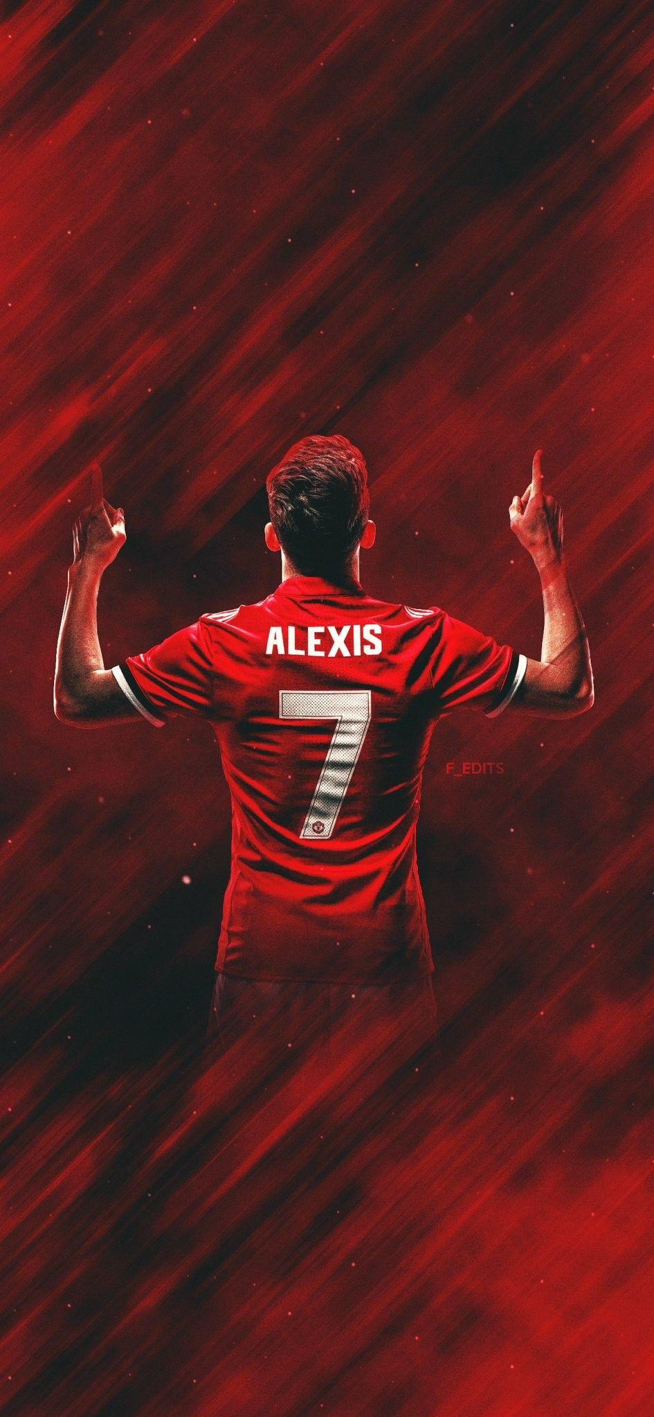 Alexis Sanchez Football Pl Mu Art Alexis Alexis