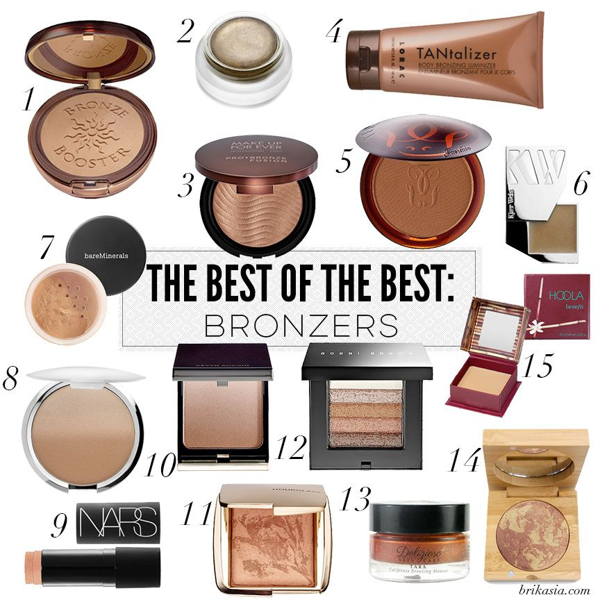 The Best Of The Best 15 Best Bronzers Best Bronzer Bronzer Makeup Makeup Bronzer