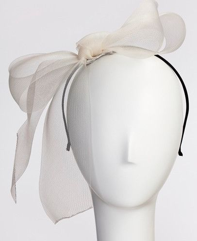 fascinator idea for wedding...deciding whether to create myself