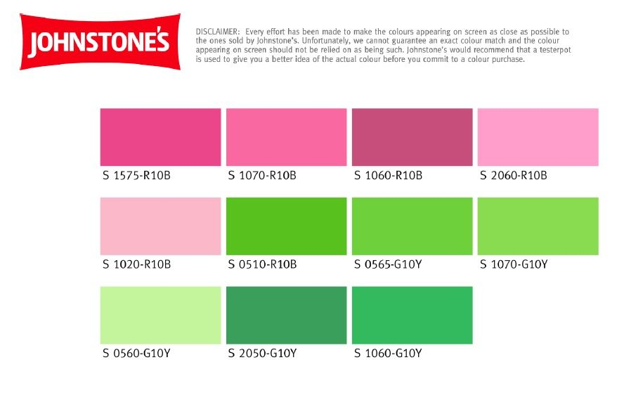 Living room colour scheme - Pink and green | Wedding Stuff ...